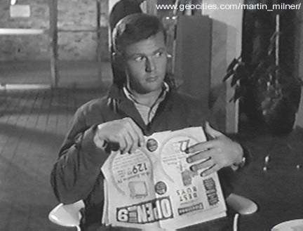 "Martin Milner on Route 66: ""Give the Old Cat a Tender Mouse"""