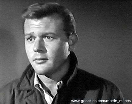 """Martin Milner on Route 66: """"Give the Old Cat a Tender Mouse"""""""