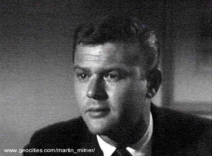 """Martin Milner on Route 66: """"Between Hello and Goodbye"""""""