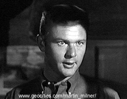 "Martin Milner on Route 66: ""The Newborn"""