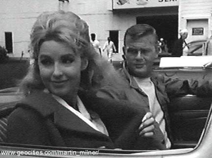 """Martin Milner on Route 66: """"One Tiger to a Hil"""""""