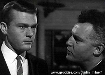 "Martin Milner on Route 66: ""Welcome to the Wedding"""